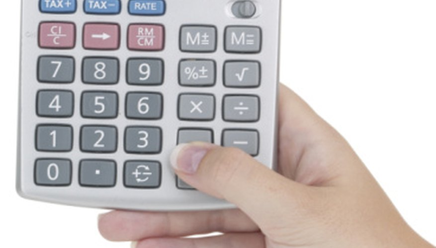 Use a calculator if you are not comfortable subtracting on your own.