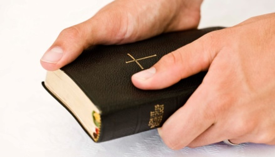 The King James version is an enduring translation of the Bible.