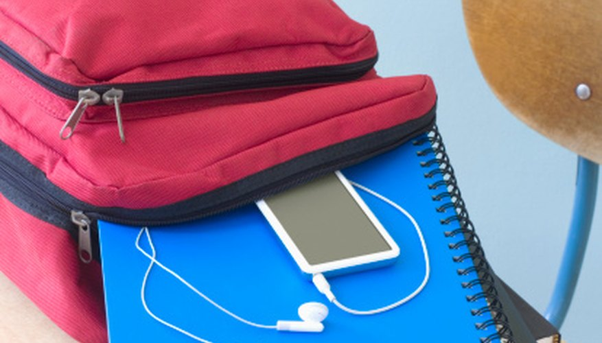 Portable music devices can create a less productive learning environment.