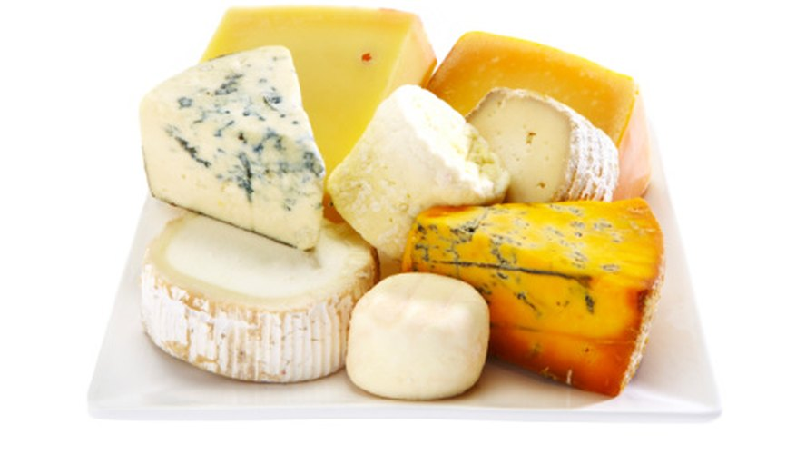 All cheeses follow the same basic procedure, with slight changes to each recipe.