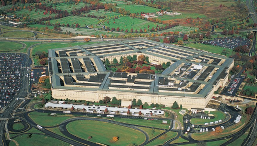 Don't approach the Pentagon until you have your patent certificate in hand.