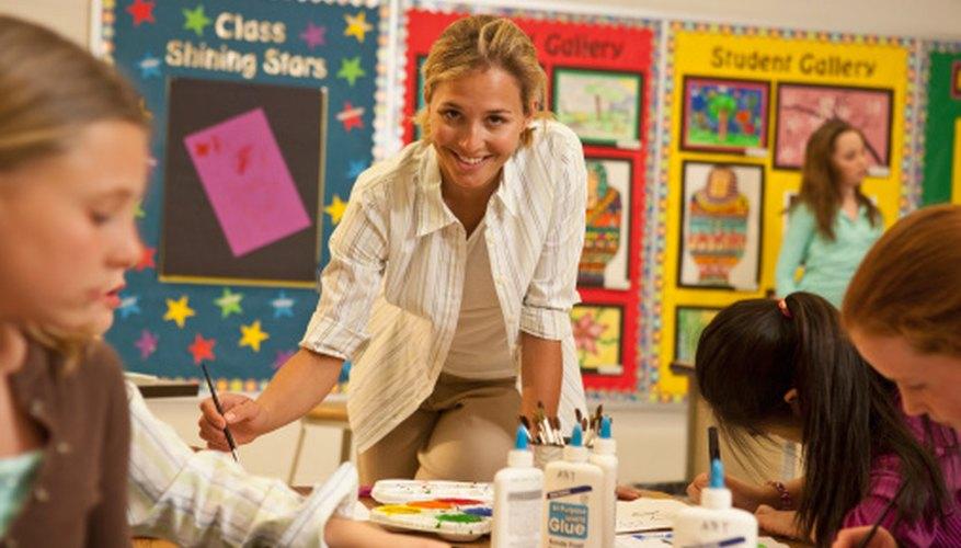 Good primary school teachers share similar characteristics.