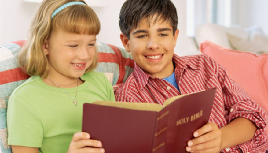 Even young children can comprehend most of the teachings of the Bible.