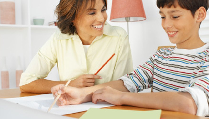 Failing students may need help from parents, teachers or tutors.
