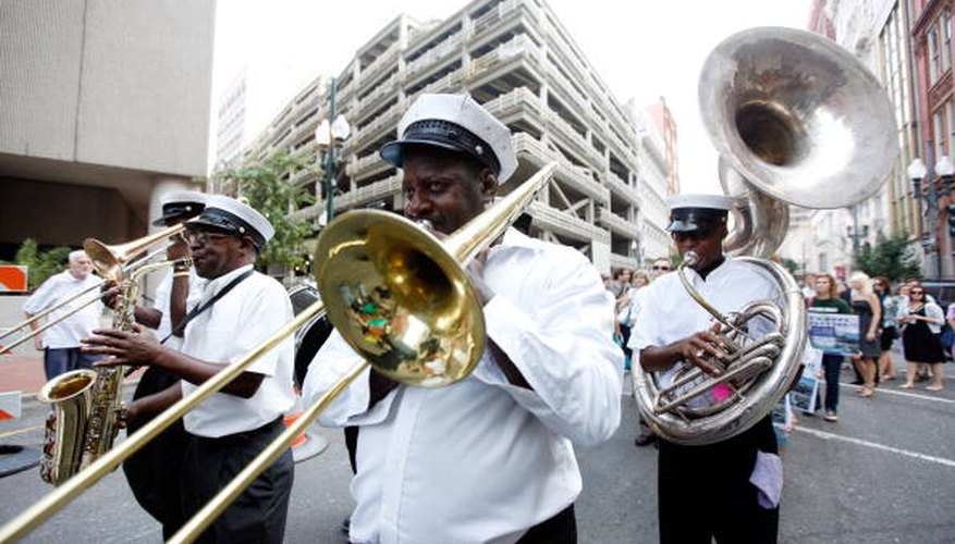 Musical culture is among the pros of living in the southeastern United States.