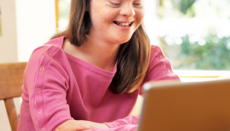 Adults with special needs have the same desire for learning and growth as everyone else.