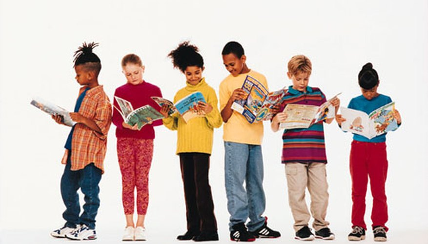 All readers have different interests and abilities.