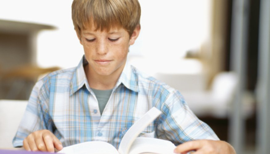 Skimming is reading fast but still understanding what you read.