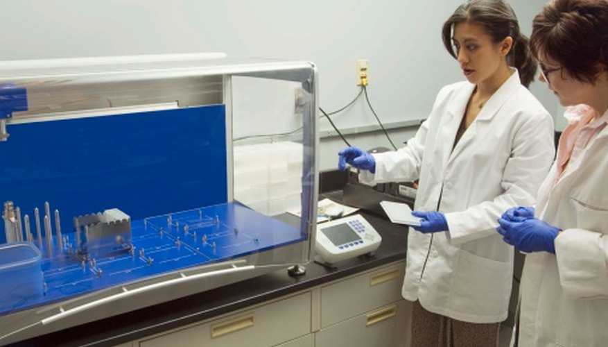 Quantitative observations are better suited to a laboratory environment.