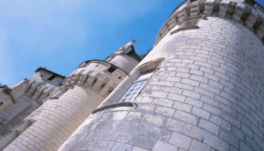 Castles were one of the aspects of the medieval world that appeal to many today.