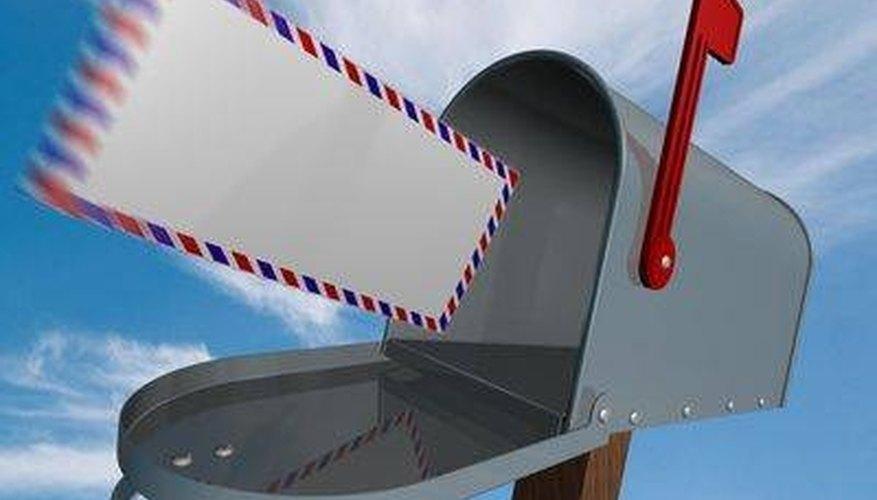 Address an Envelope Using C/O