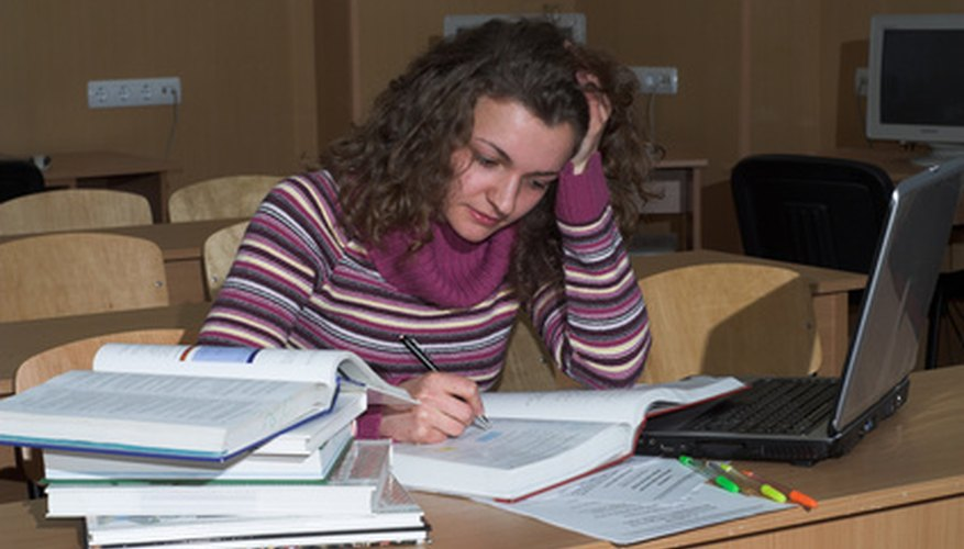 Don't get overwhelmed studying for your GED.