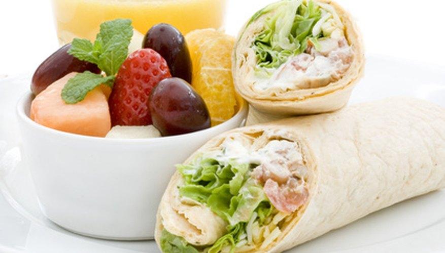 Students can help their schools choose healthy menus