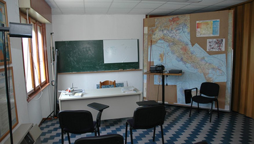 Put a map up in the classroom to show children the different countries you are celebrating.