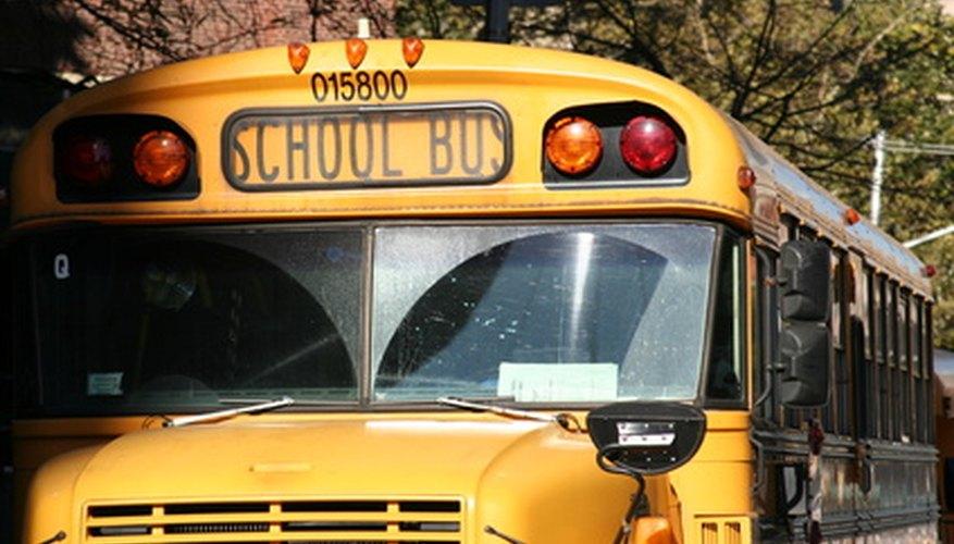 Children between six and 18 must attend school in California.