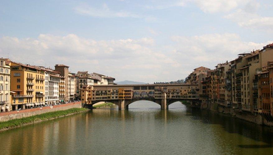 Florence is home to the prestigious Polimoda Fashion School.