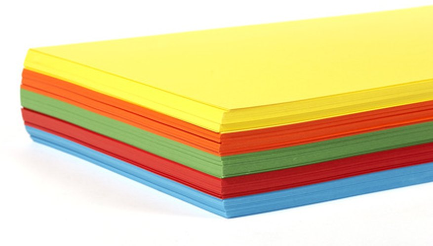 Use 17 sheets of paper to create a paper platform that holds weight.