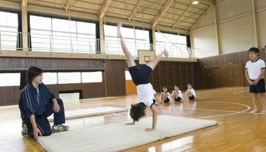 A variety of activities help children grow.