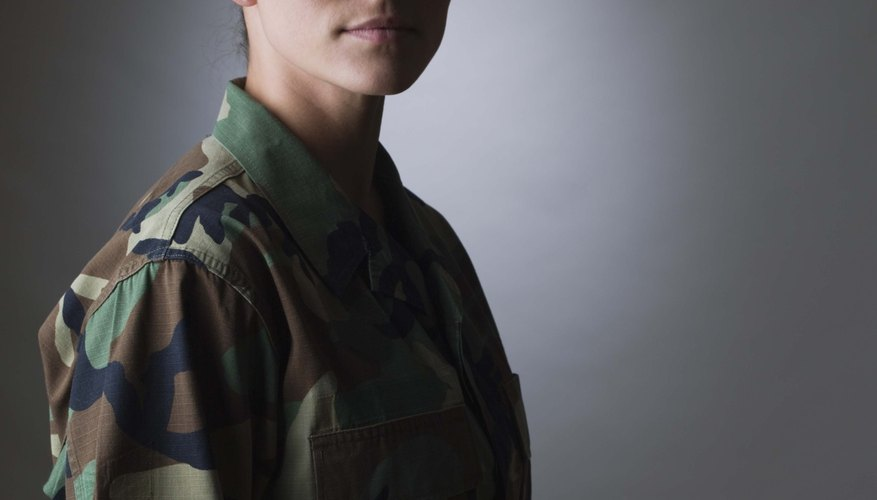 The top military colleges offer women free training and education.