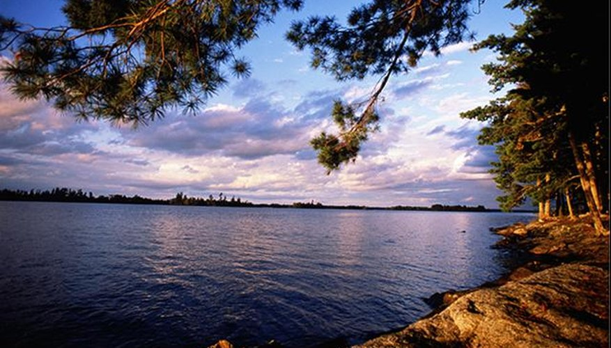 Break out the canoes and kayaks and head to Voyageurs National Park.