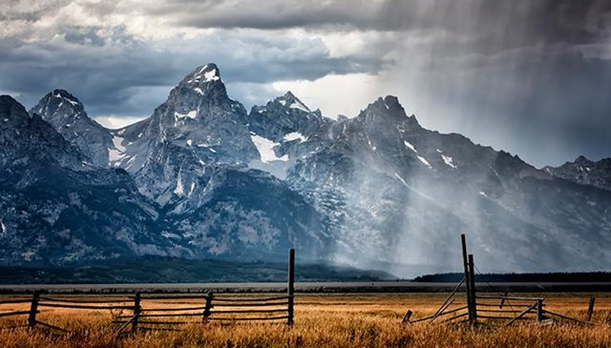 There's so much natural beauty to capture at Grand Teton National Park.