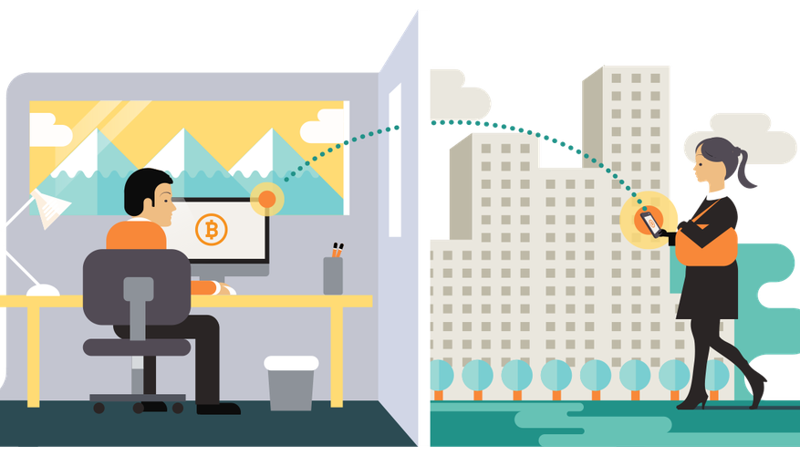 Bitcoin es un universo creciente de innovación y hay oportunidades de negocio que conllevan riesgos.