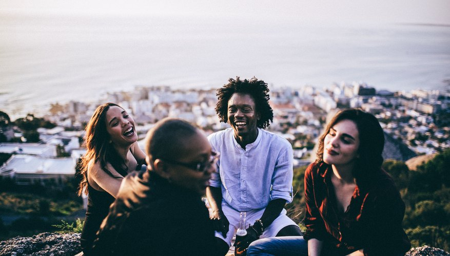 Friendships shouldn't be functional. Instead, friends spend time together doing nothing.