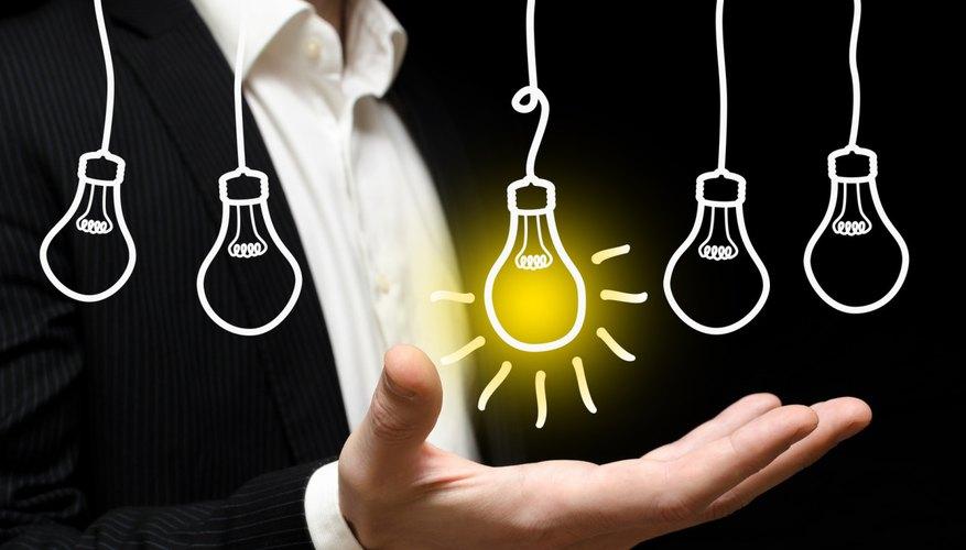 Hay veces que tendrás ideas que implicarán más trabajo y que serán más arriesgadas.
