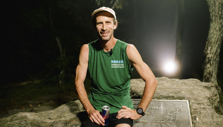 Meltzer arrived at the A.T. southern terminus in Georgia at 3:38 a.m. on September 18, after 23 consecutive hours of hiking.
