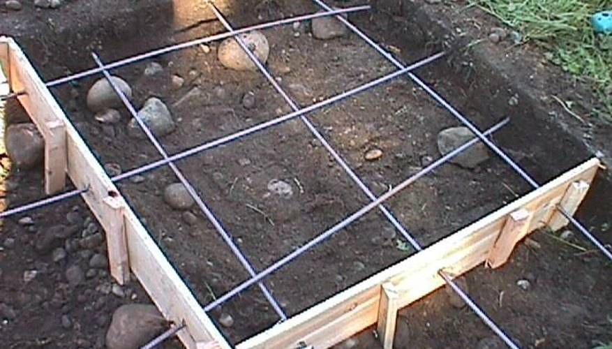 Basic Reinforced Concrete Pad Form Building