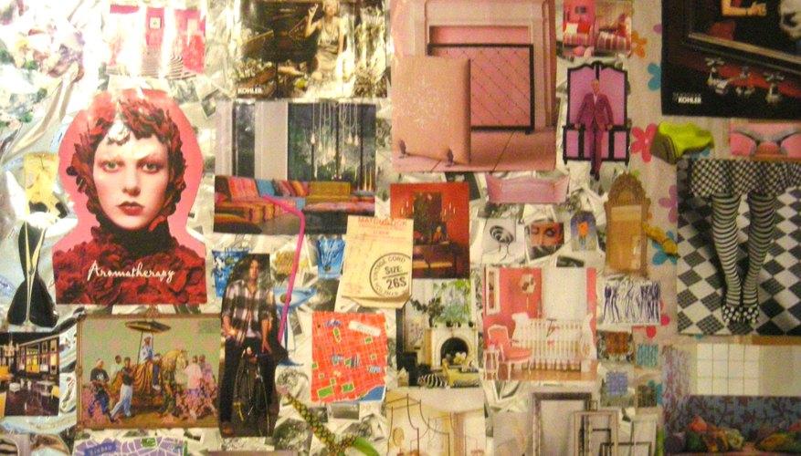 Parte de un collage más grande de 3 x 7 pies (0,91 x 2,13 m)