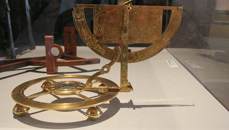 Un teodolito es un instrumento de medición.