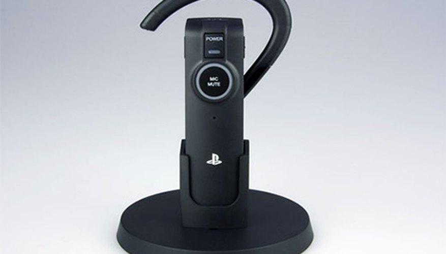 Este auricular con Bluetooth te permite comunicarte con otros jugadores de PS3.