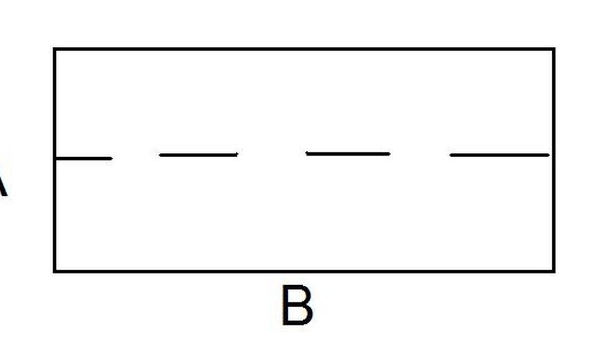 Usa este patrón para cortar el cinturón.