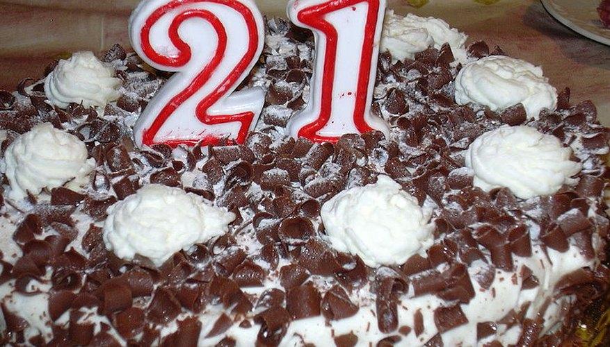 Qué escribir en una torta de cumpleaños.