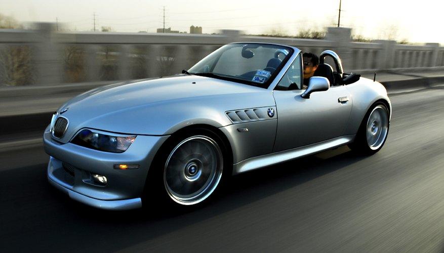 BMW Z3.