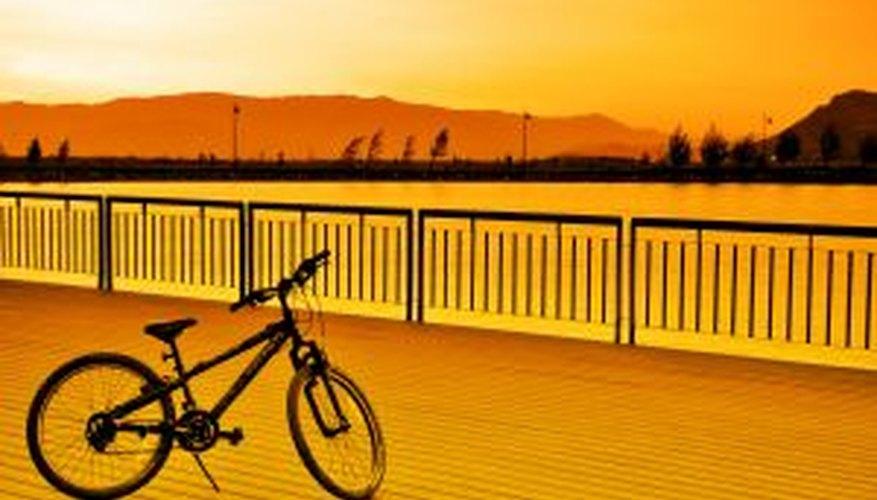 Ideas para adornar las bicicletas de los niños.