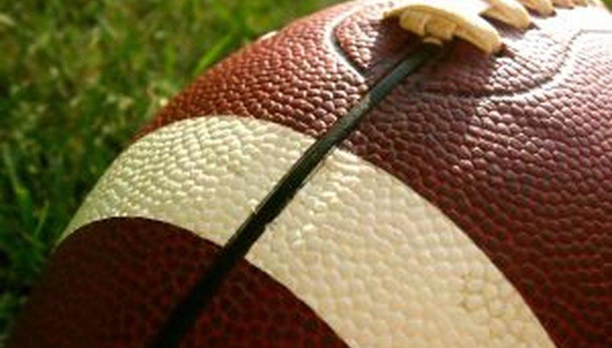 Cómo Hacer Un Balón De Fútbol Americano Con Papel Maché Geniolandia
