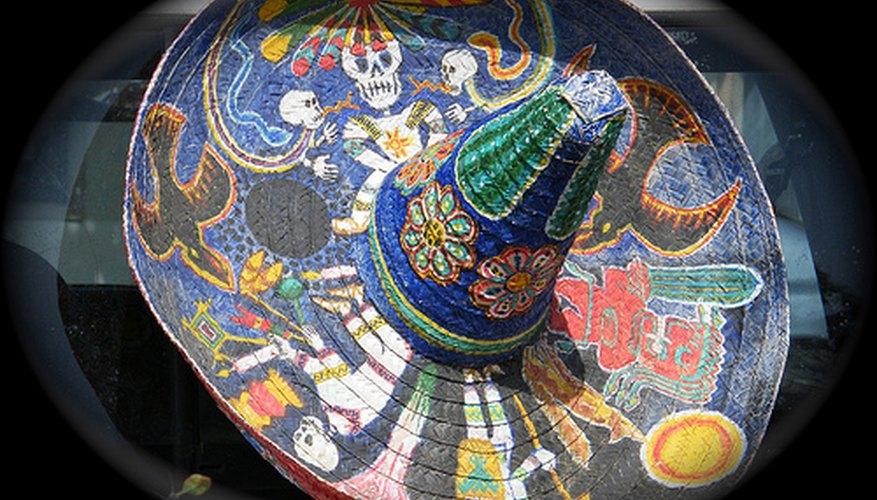 Las fiestas mexicanas se celebran con mucha comida, música y diversión.