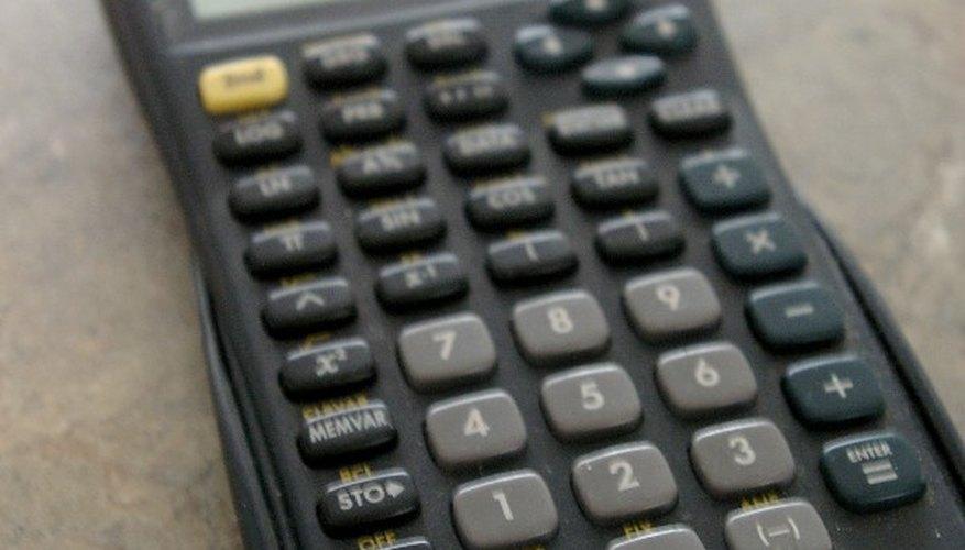 Utilizar una calculadora TI-30XA es sencillo.
