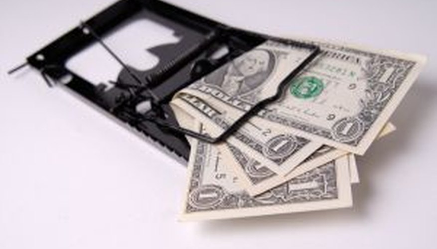 Los acuerdos de pago ayudan a mantener un registro del dinero de deuda personal.