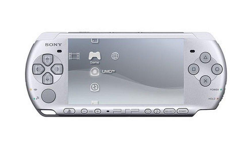 La funcionalidad para compartir el juego del PSP te permite a ti y a un amigo jugar un solo disco UMD de manera co-cooperativa.