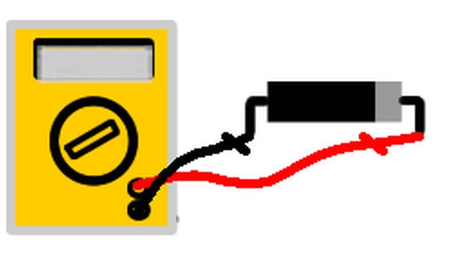 Un diodo es un dispositio semiconductor que bloquea la corriente en una dirección mientras que permite el flujo de corriente en otra.