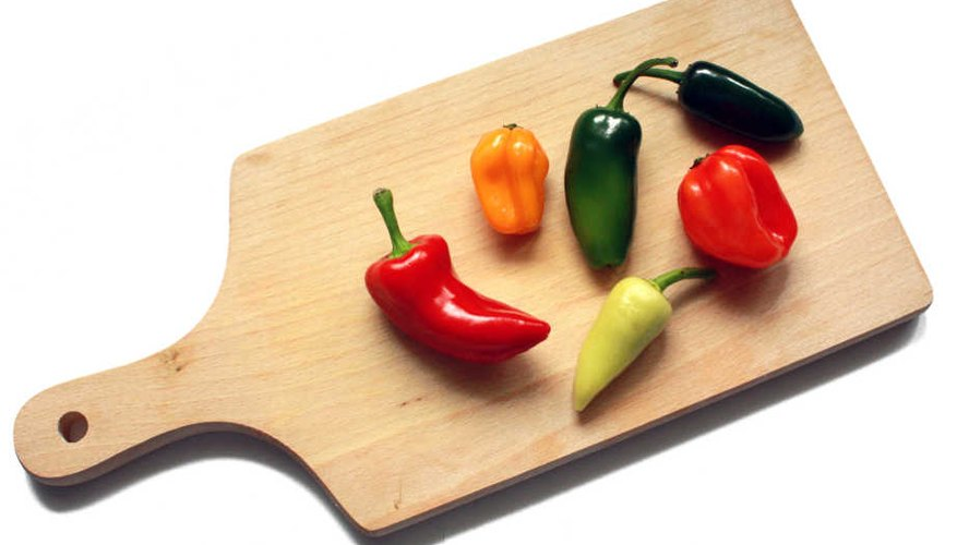 Grow a variety of peppers for some fun culinary possibilities.