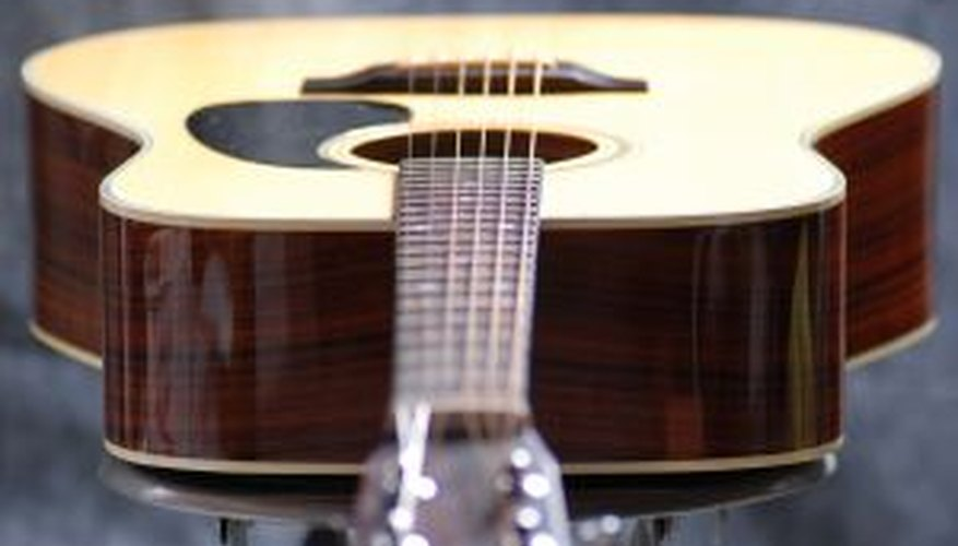 Preservar tu guitarra autografiada