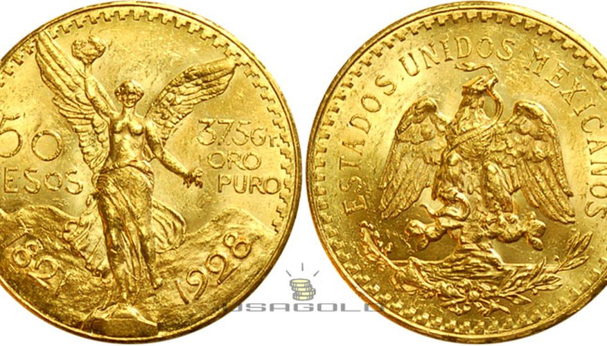 El valor de las monedas mexicanas de oro depende de una amplia gama de factores.