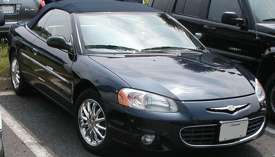 El Chrysler Sebring es popular por su eficiencia de combustible.