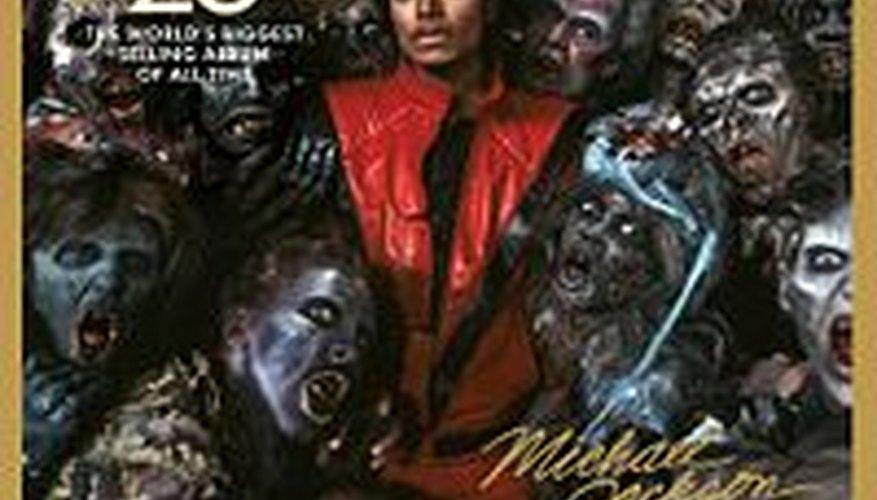 Thriller fue uno de los videos más populares de Michael Jackson.