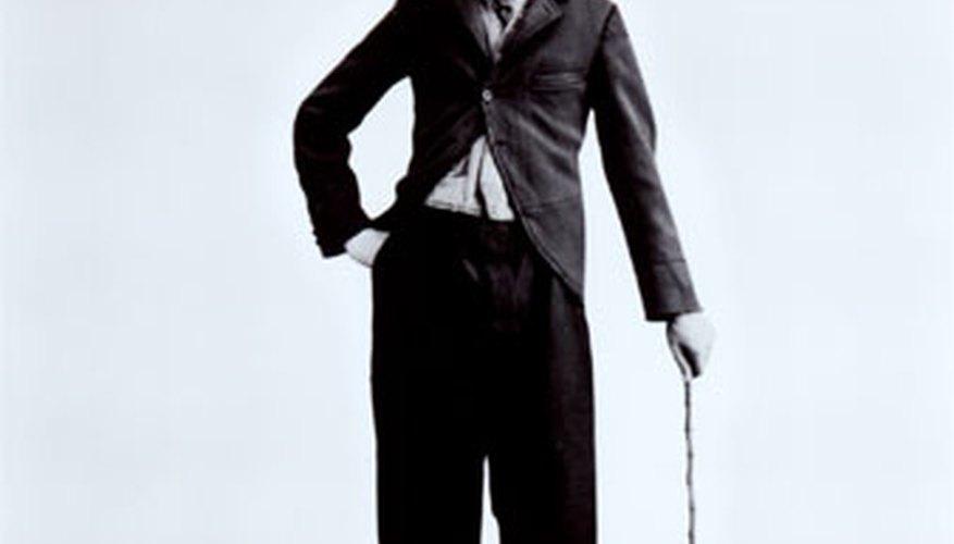 Chaplin actuó, dirigió y produjo la mayoría de sus películas.