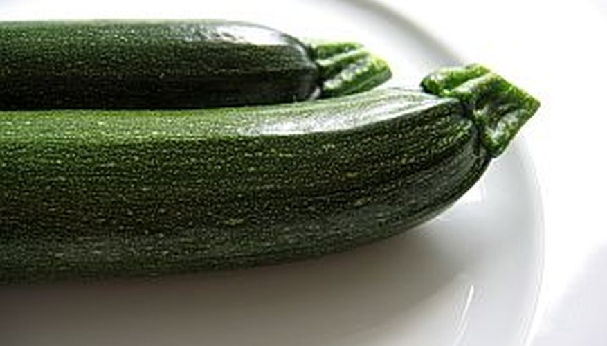 Harvest zucchini daily for best flavor.
